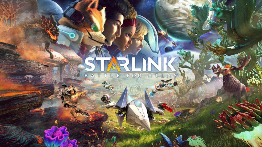 StarlinkBattle for Atlas